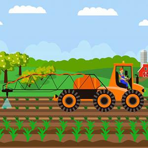 رتبه 5 پیمانکاری کشاورزی