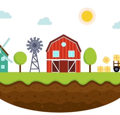 رتبه 5 کشاورزی