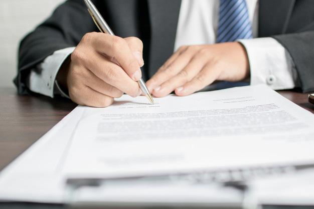 امضا اقرارنامه